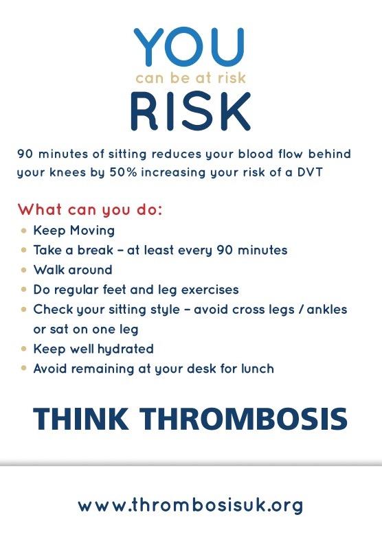 standupforlouis risk of sitting for 90 mins - info