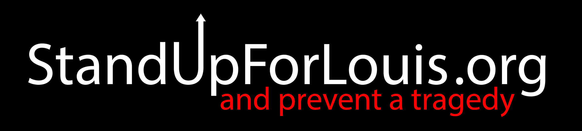 #standupforlouis car sticker